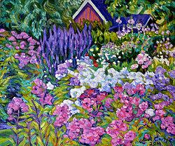 Trädgård av Eva Carty