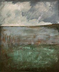 The sky that day av Malin Lidén