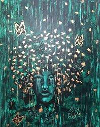 Soul of a Butterfly av Susanne Cederlund