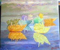 Pappersbåtar 3