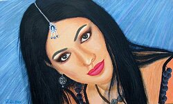 Pakistanska I / Pakistanian women I