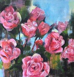 Doften av rosor