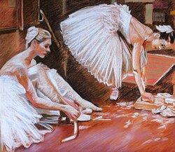 Ballerinor från kungliga operan