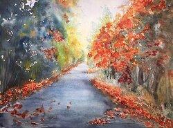 Höstens farger
