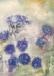 Hortensiadröm