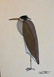 Ernst the heron