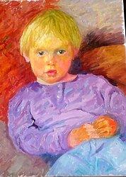 Barnporträtt 4