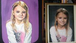 Porträtt barn