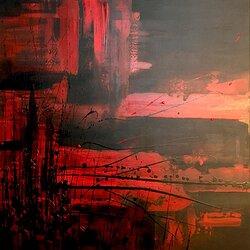 Red Lava