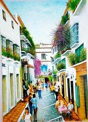 Calle Virgin de los Dolores - Marbella