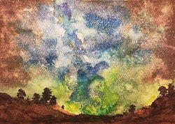 Starry Night (SOLD)