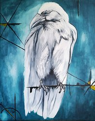 Sold- The raven