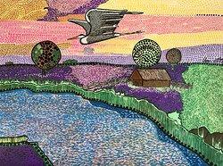 Lavendelängar