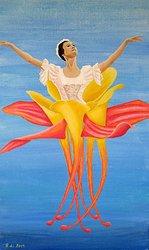 Akleja o ballerina - 1