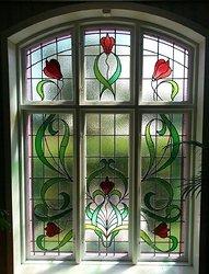Jugendstil Fenster