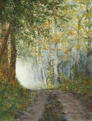 Tyst kommer hösten