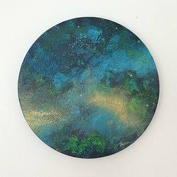 Presence in bluegreen