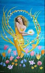 Blommornas gudinna