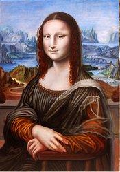 Mona Lisa rengjord