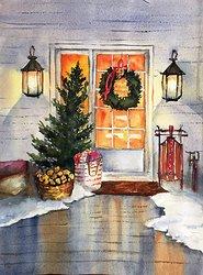 Julen kommer snart