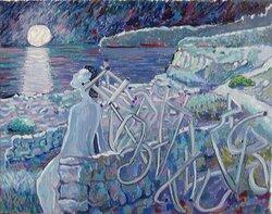 Mallorca måne