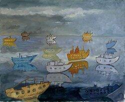 Pappersbåtar 2