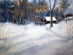 Under snön