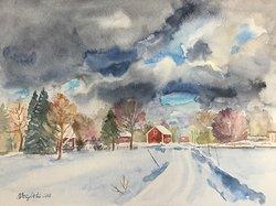 Vinterhimlen