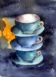Coffee in the universe