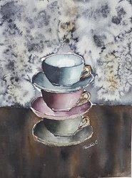 Kaffe hos tant Aina