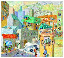 Ciudad  Datamålning