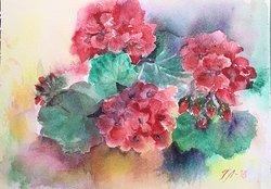 Vår älskad blomma