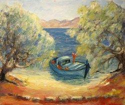 Båten i Mavrona
