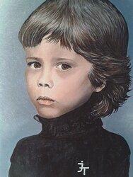 Sonen Janne 6 år