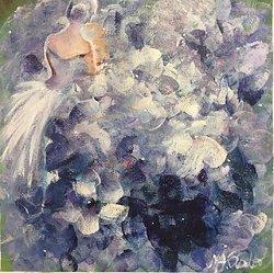 Ballerina-Hortensiadröm