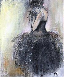 Ballerina - black tutu