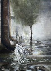 Vissa känner regnet, andra blir bara blöta.
