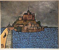 """""""Mont Saint Michel"""""""