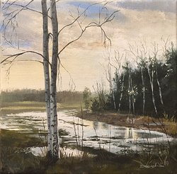Winter in Karlstad no.1