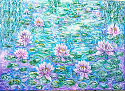 """Water Lily Lake"""