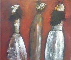 Tre visa kvinnor