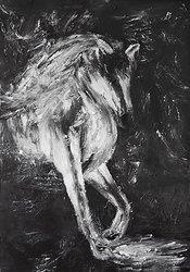 Heaven stallion av Alexandra Petropoulou