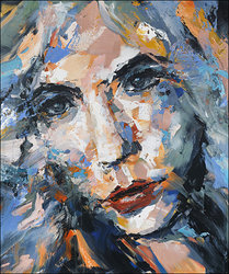 Abstract portrait no.a1901