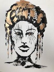 Lady Bronze