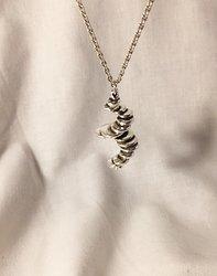 Halssmycke i silver