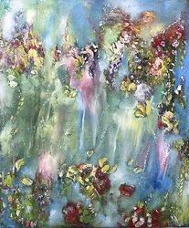 Flowersymphony, de tre gracerna