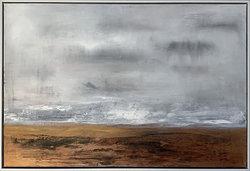 Copper landscape av Victoria Curling-Eriksson