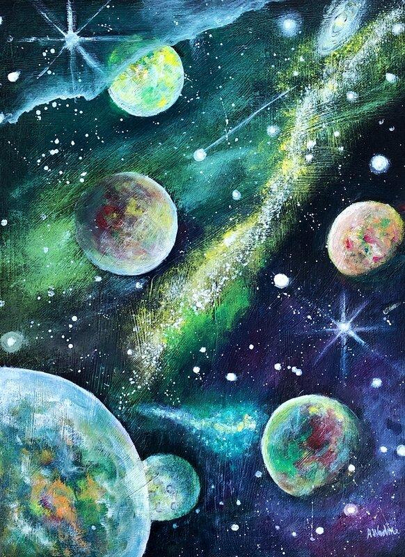 Okänd rymd