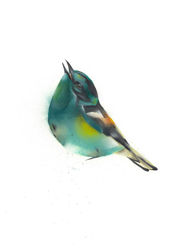 Fågel 7