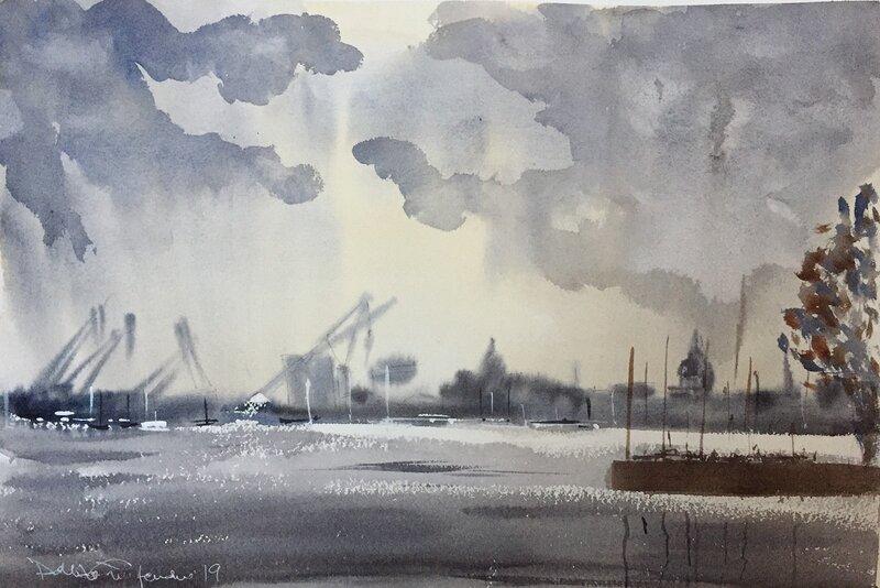 Göteborg , skyline